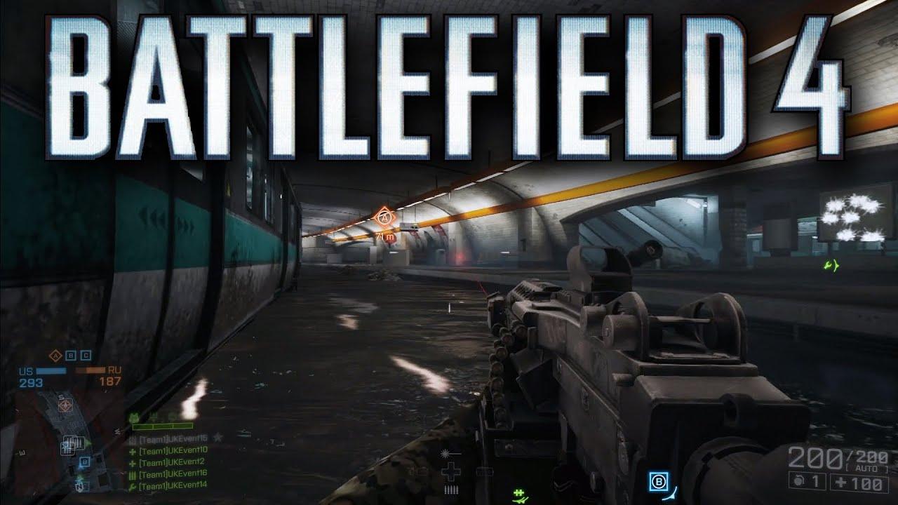 Battlefield 4 e3 multiplayer download
