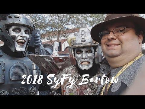 Syfy Bartow 2018 Festival Walkthrough