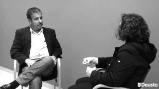 Rogelio Fernández habla con Arantza Echaniz Entrevista con Arantza Echaniz sobre ÉTICA
