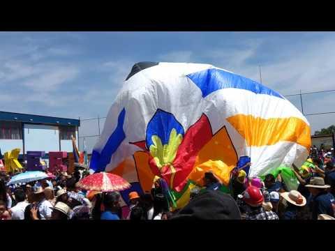 Inauguración carnaval San Pablo Oztotepec 2017