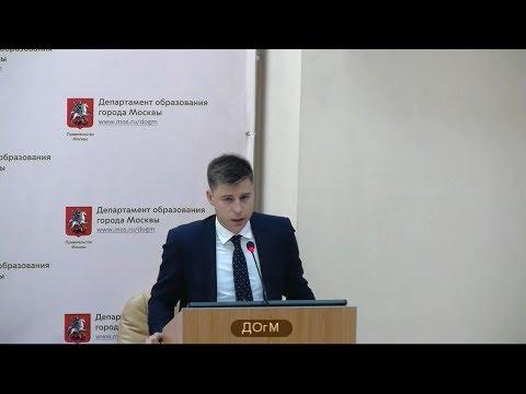 1387 школа СЗАО рейтинг 240(339) Крючков ЕМ ио первого зам директора 64% аттестация на 3г 15.05.2018