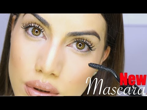 New Mascara - False Lash Effect