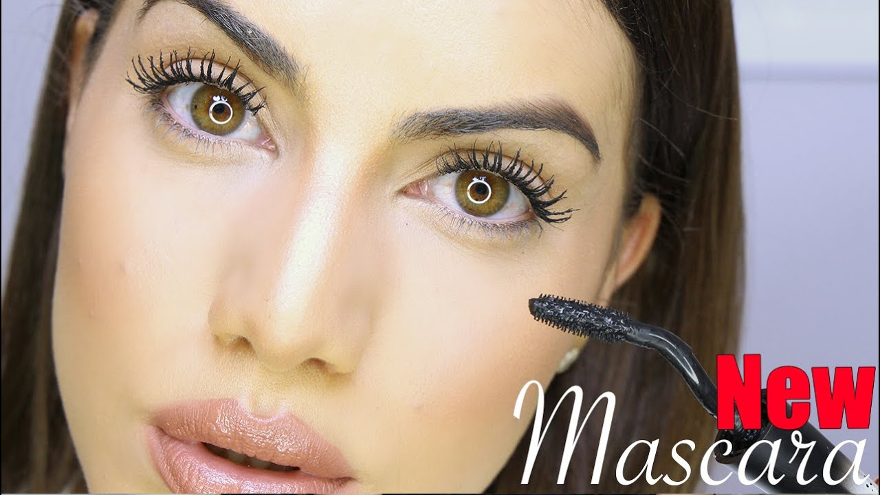 f82373fd685 New Mascara - False Lash effect - YouTube