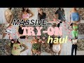 MASSIVE Current Trends Try-On Haul 2018!!
