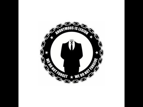 Anonymous - Donning the Digital Mask