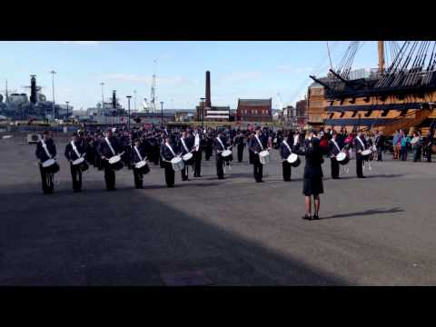 National Marching Band of the ACO - April 2014 Performance