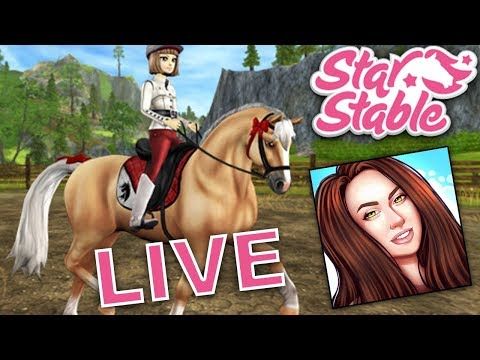 🔴 ⭐ TRAINING, QUESTING, & MORE! 🐴⭐ | Star Stable Online Live Stream
