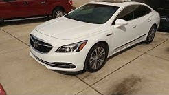 2017 Buick Lacrosse Essence | My Daily Driver