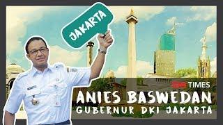 Suara Millennial 1 Tahun Gubernur, Anies Baswedan Blak-Blakan tentang Ahok, Kinerja dan Balaikota