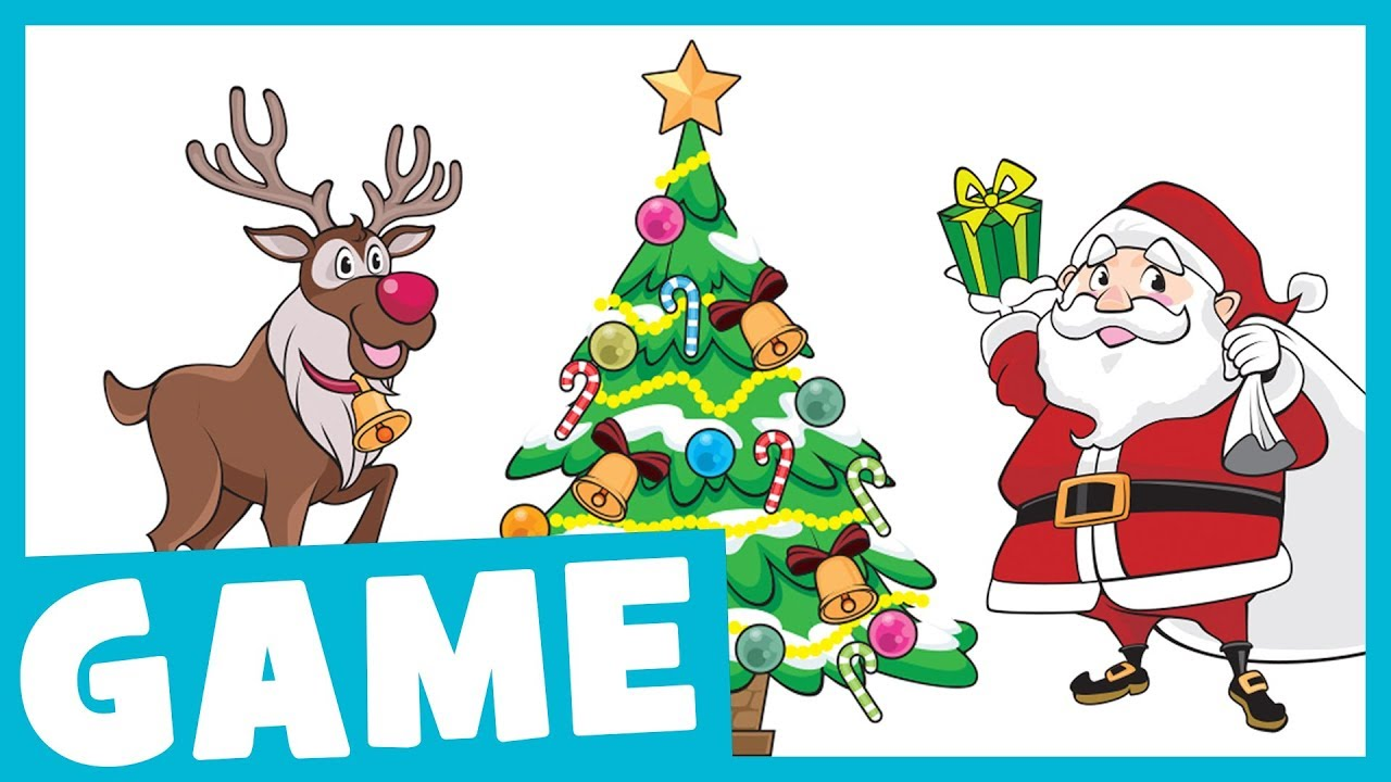Learn Christmas Vocabulary 2 | What Is it? Game for Kids | Maple ...