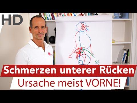 Rückenschmerzen im unteren Rücken? Warum die Ursache vorne zu finden istиз YouTube · Длительность: 6 мин3 с