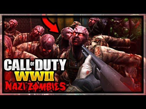 Call of Duty WW2 ZOMBIES LEAKED TRAILER BREAKDOWN (COD WW2 ZOMBIES THE FINAL REICH TRAILER LEAKED)