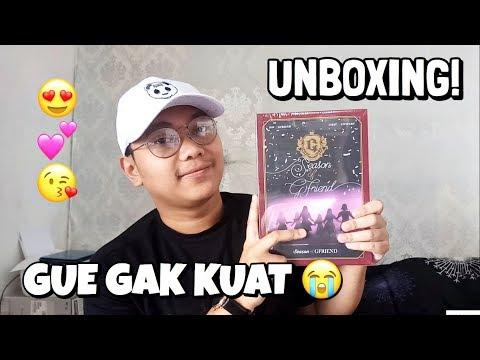 SEASON OF GFRIEND 2018 UNBOXING [Bahasa Indonesia]
