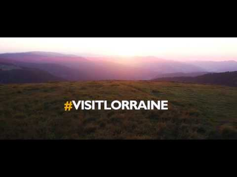 Best of Lorraine from above - drone video - Visit Lorraine E