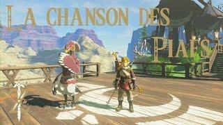 Astuce Zelda Breath of the Wild : La chanson des piafs