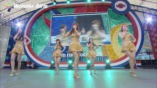 """원더걸스 Wonder Girls """"So Hot (쏘 핫)"""" @ Mezamashi LIVE …"""