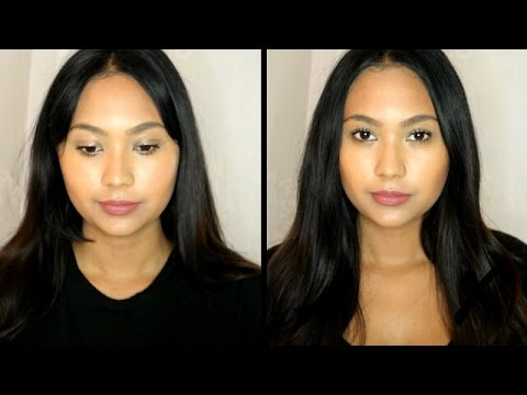 How To Make Your Face Look Slimmer / Do's and Don'ts For Round Faces