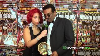 Chip Smith Interview @ Linkage Music Awards 2012 [Host Kshoya]