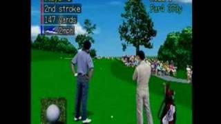 Pebble Beach Golf Links (3DO) - Intro & Game Play