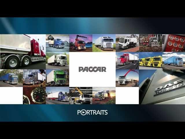 PACCAR Portraits- Paul Milgate