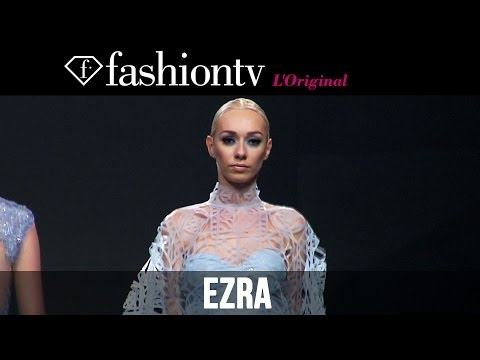 Ezra Fashion Show | Fashion Forward Dubai 2014 | FashionTV
