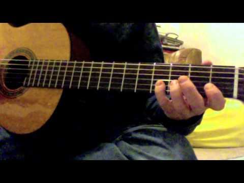 Itsy Bitsy Spider Guitar