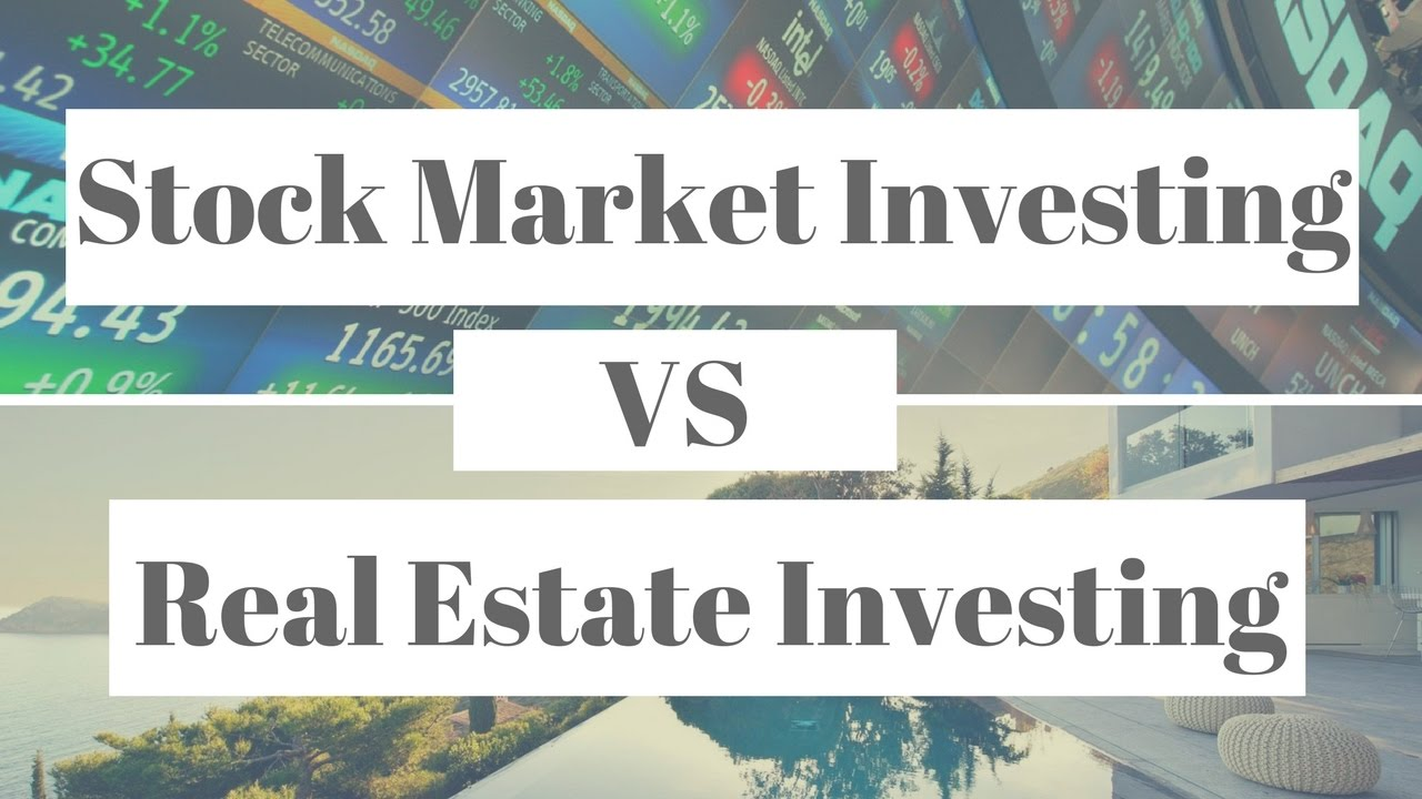 How To Invest In Real Estate Without Owning Real Estate