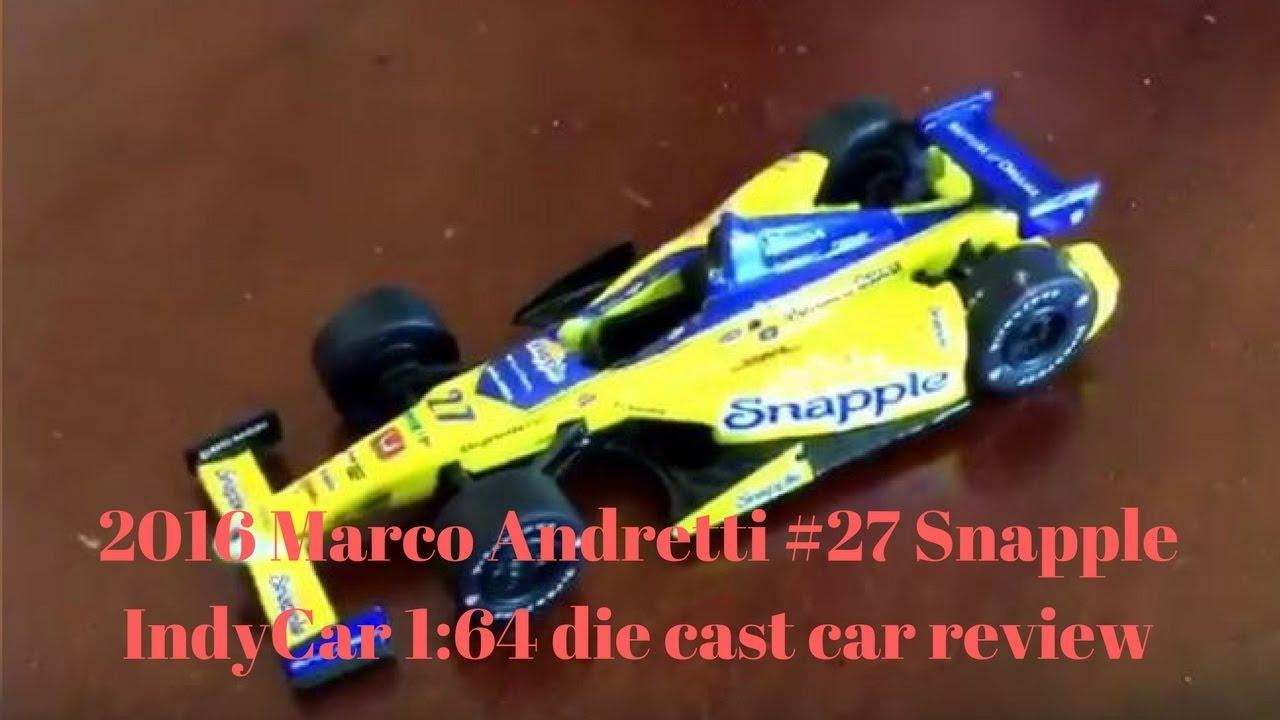 Marco Andretti 2016