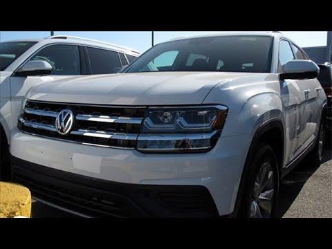 2019 Volkswagen Atlas Baltimore MD Parkville, MD #O9590180