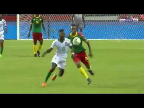 CAN 2017: Cameroun vs Guinée Bissau 2-1...