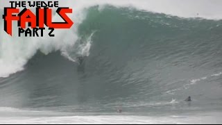 The Wedge | Wipeout / Fail Compilation Pt. 2 | 2015