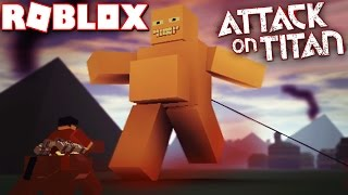 HOW TO KILL GIANTS IN ROBLOX !!!