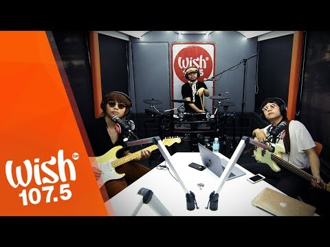 """IV Of Spades Performs """"Bawat Kaluluwa"""" LIVE On Wish 107.5 Bus"""