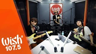 "IV of Spades performs ""Bawat Kaluluwa"" LIVE on Wish 107.5 Bus"