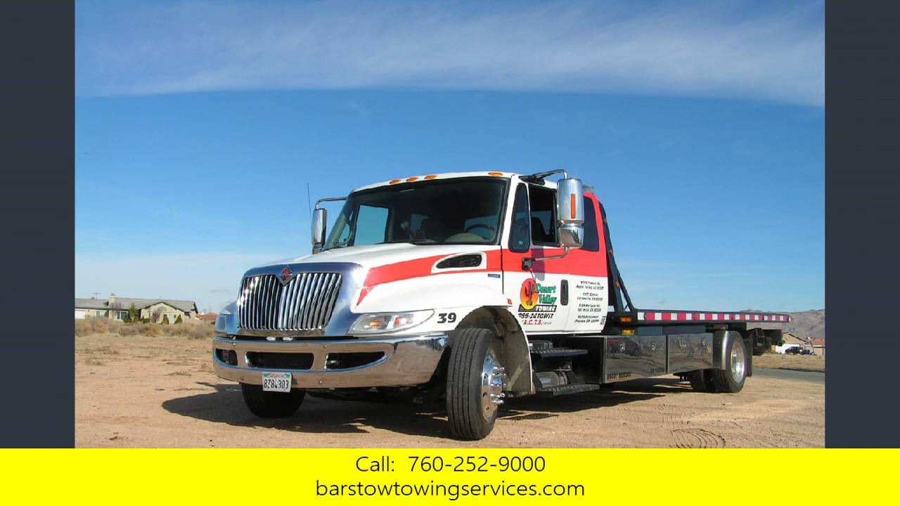 Truck Service Near Me >> Barstow Tow Truck Service Near Me