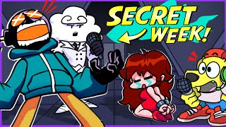 Friday Night Funkin but WHITTY HAS A SECRET...  FNF Mods #11