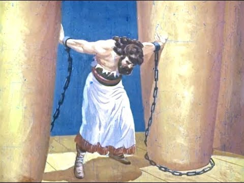 Samson - Moody Bible Story - YouTube