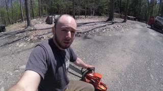 Chainsaw won't start? Here's how I fixed mine