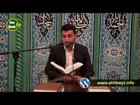 Kamal Məmmədov _ Kəhf surəsi, ayə 107-111, Qureyş