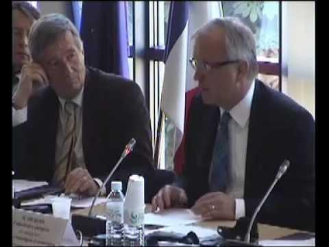 Com. des affaires européennes (+ Com. des finances) - Audition d'Olli Rehn (25 mai 2011)