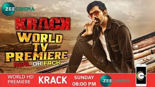 Krack Movie Hindi Dubbed Ravi Teja Release Confirm   Ravi Teja   Shruti Hassan   Varalaxmi   