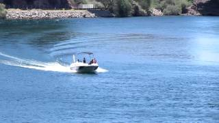 PARKER ARIZONA ~ SCENIC AZ, BOATING, PARKER DAM, COLORADO RIVER