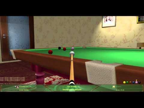 3D Snooker 49 Break