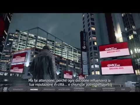Watch Dogs - Trailer 101 + Amazing Street Hack