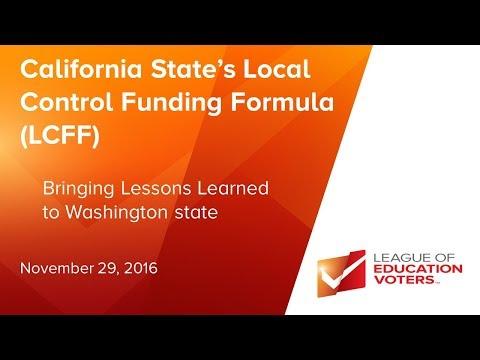 LEVinar: Education Funding Takeaways from California