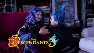 Descendants 3 -- Do What You Gotta Do -- by Martin (8) and Miriam (6)