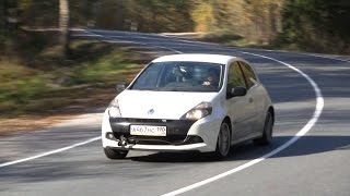 Renault Clio Rs  fall run