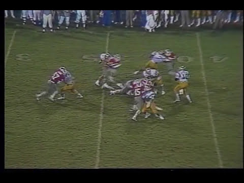 1983 #15 Georgia Bulldogs vs. #20 UCLA Bruins- Larry Munson call and comments