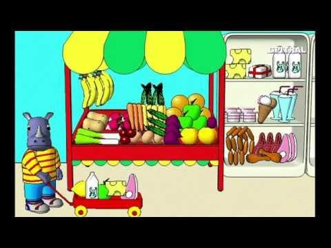 Πάμε για ψώνια Παιδικά Εκπαιδευτικά Video