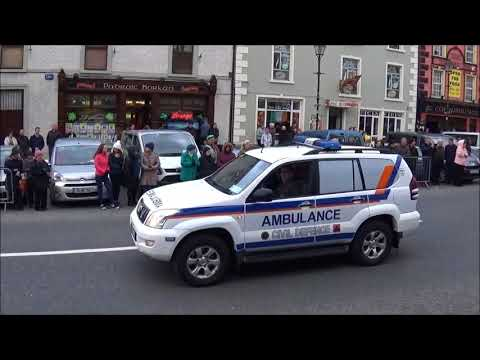 67th Swinford St Patrick's Day Parade 2018